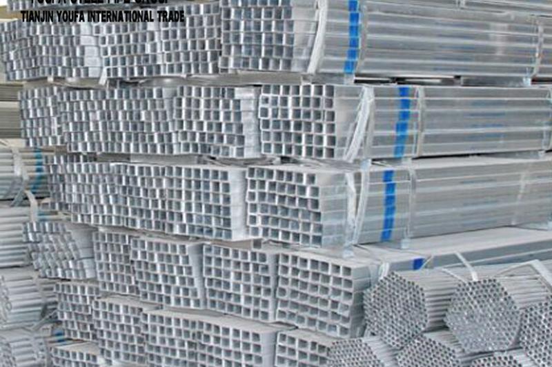 Well-designed Schedule 40 Steel Pipe Price - Pre Galvanized Square